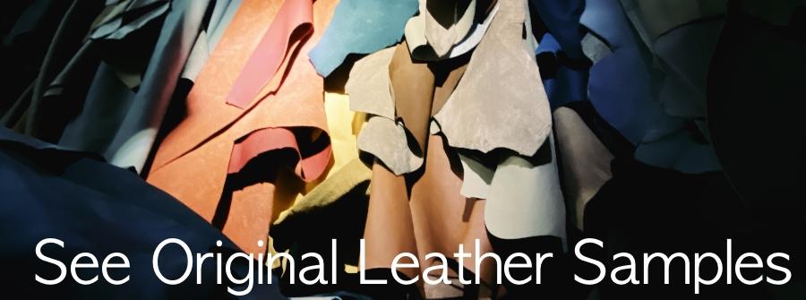 Car Original Leather Sample Singapore